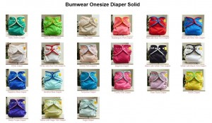 bumwear mix solid