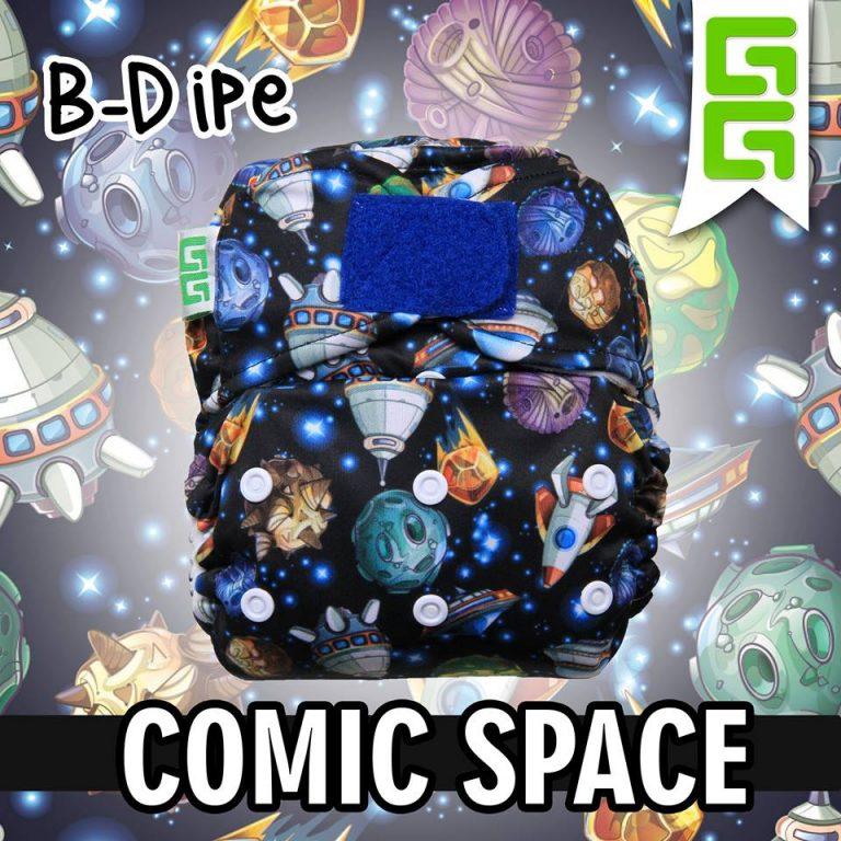comic-space